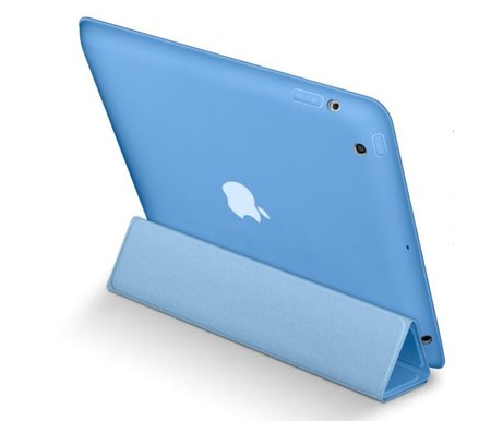 New Apple iPad Smart Case gives front and back protection