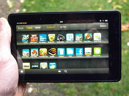 Amazon Appstore to hit Europe, Kindle Fire to follow?