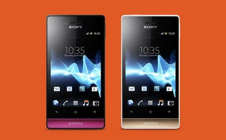 Sony Xperia Miro Facebook phone is announced via, erm Facebook