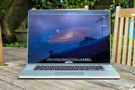 MacBook Pro with Retina display pictures and hands-on