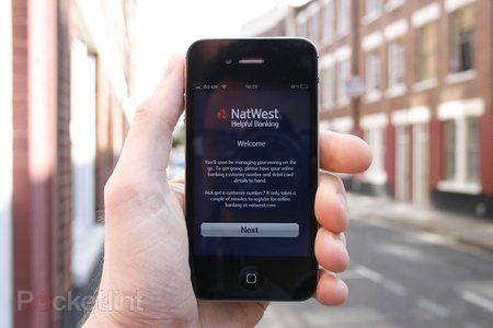 Cardless cash withdrawals with RBS and NatWest app