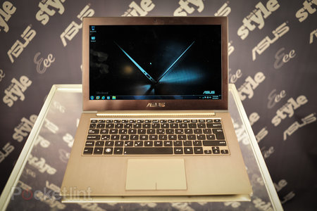 Asus Zenbook Prime UX31A pictures and hands-on