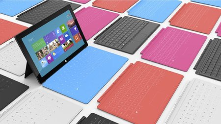 Microsoft Surface for Windows RT tablet: Microsoft takes on the iPad with own-built device