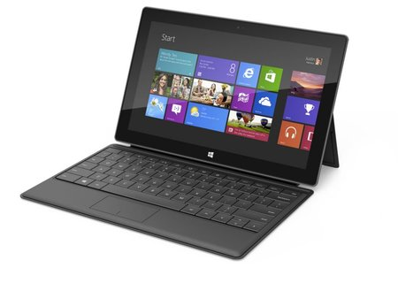 Microsoft Surface for Windows 8 Pro tablet: Full power PC, but tablet design