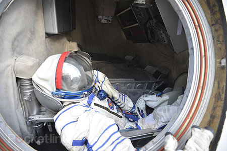 Space tourism a reality: Excalibur Almaz spacecraft pictures and hands-on - photo 4