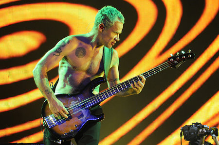 Samsung brings ticketless technology to festivals and gigs - first up, Red Hot Chili Peppers