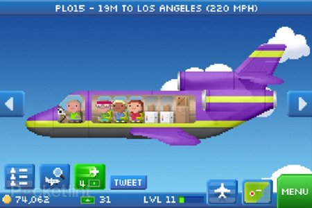 APP OF THE DAY: Pocket Planes review (iPhone/iPad/iPod Touch)