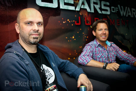 Gears of War: Judgment won't rely on large set pieces, unlike other big name games