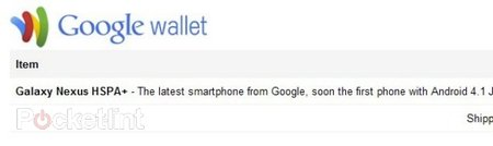 Android 4.1 Jelly Bean Galaxy Nexus in Google Store confirms new Android coming soon