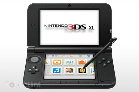 Nintendo 3DS XL launched - 90 per cent larger screen and coming 28 July