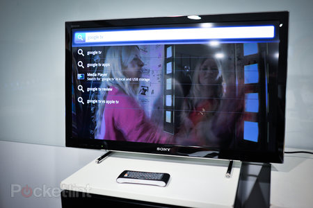 Sony Internet Player with Google TV pictures and hands-on