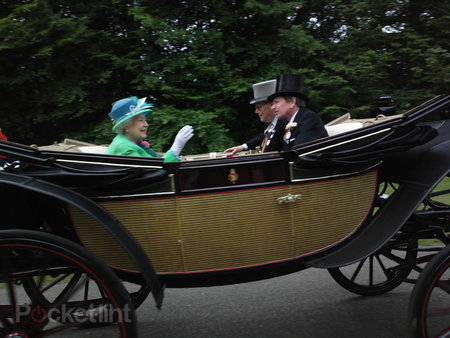 Nokia 808 PureView camera test at Royal Ascot - photo 1