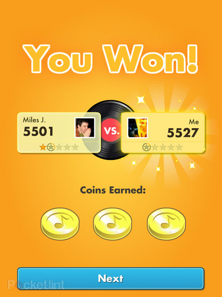 APP OF THE DAY: Song Pop review (iPad / iPhone / iPod touch / Android) - photo 9