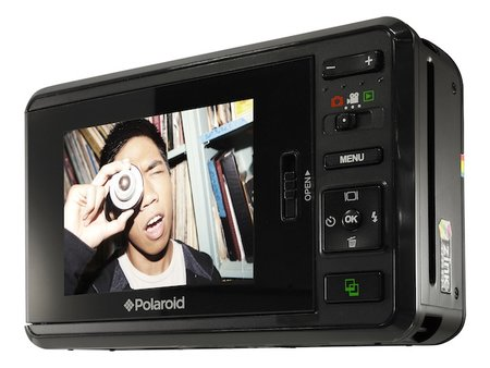 Polaroid Z2300 digital camera: Edit and print your snaps in less than a minute without a PC or a printer
