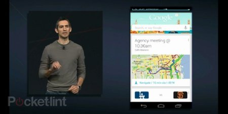 Google Now announced: a new way to search on Android