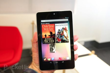 Google Play on the Nexus 7: Features explained