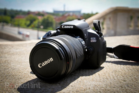 Canon EOS 650D pictures and hands-on