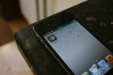 Google Chrome on iPhone pictures and hands-on