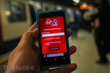 Virgin Media rolls out its free Wi-Fi service to 41 London Underground stations
