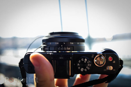 Hands-on: Panasonic Lumix DMC-LX7 review - photo 5