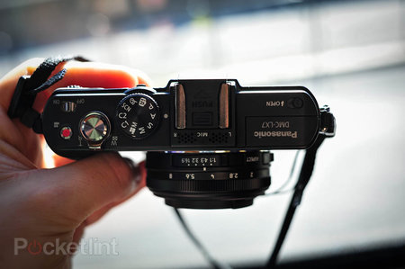 Hands-on: Panasonic Lumix DMC-LX7 review - photo 7
