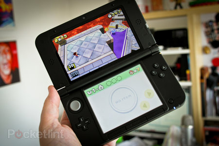 Nintendo 3DS XL pictures and hands-on