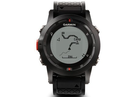 Garmin unveils its rugged Fenix GPS watch