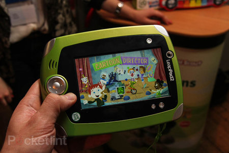 Hands-on: LeapFrog LeapPad 2 review