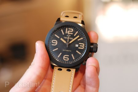 TW Steel TWA 202 watch pictures and hands-on