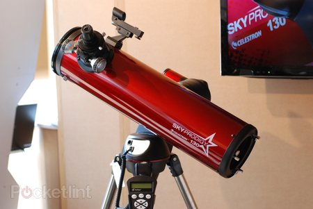 Celestron SkyProdigy 130 telescope pictures and hands-on - photo 1