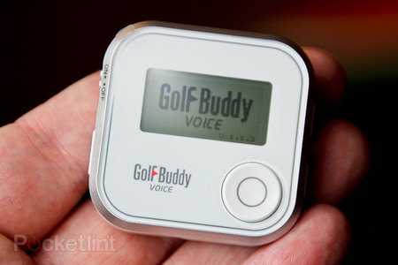GolfBuddy Voice pictures and hands-on - photo 8