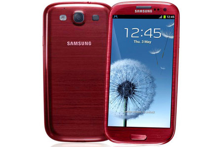 After red AT&T Galaxy S3, Samsung hints phone to come in a variety of colours