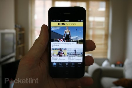 BBC Olympic App now available for iPhone and Android with choice of 24 live streams