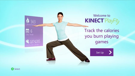 Microsoft releases free Kinect PlayFit, the Xbox 360 dashboard that tracks calories burned as you play
