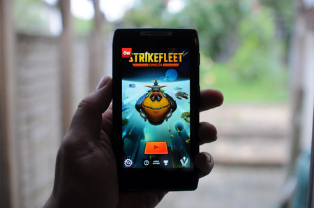 APP OF THE DAY: Strikefleet Omega review (Android)
