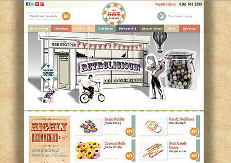 WEBSITE OF THE DAY: The Gobstopper