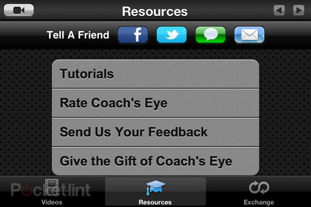 APP OF THE DAY: Coach's Eye review (iPhone / iPod touch / iPad) - photo 9