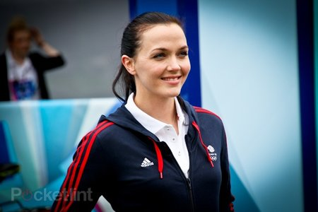 Samsung and Three give insight into Olympian's life with Victoria Pendleton Galaxy app
