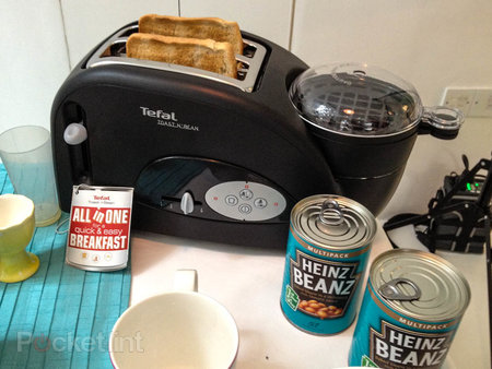 Tefal Toast N Bean: The one-stop breakfast machine