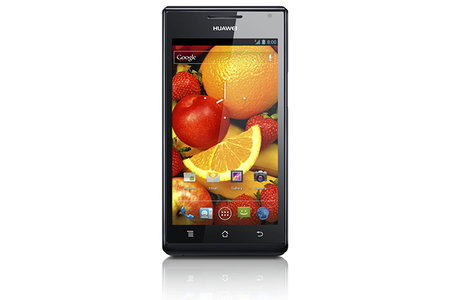 Huawei Ascend P1: Super slim, Ice Cream Sandwich-packed and coming in August
