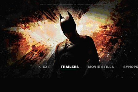 The Dark Knight Rises comes to Virgin Media in app form