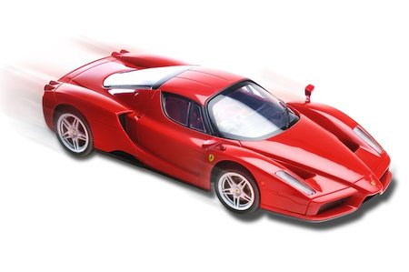 iPhone controlled mini Ferrari Enzo arriving this August