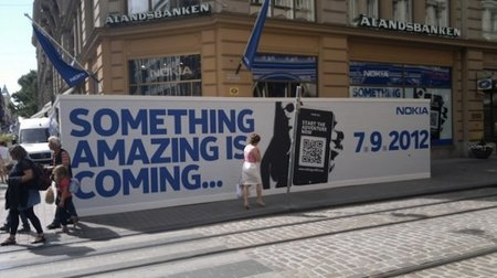 Nokia: Something amazing is coming 7 September