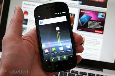 Nexus S Jelly Bean update starts