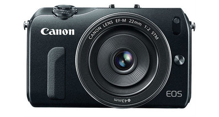 Canon EOS M: Canon's first pictures reveal DSLR-like quality