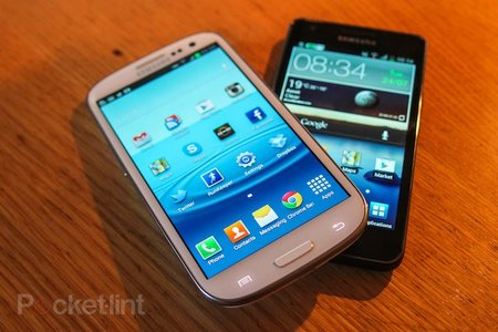 Android 4.1 Jelly Bean coming to both the Samsung Galaxy S III and the S II