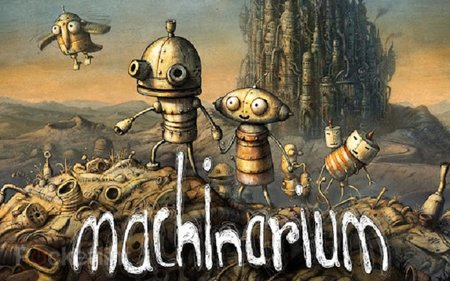 APP OF THE DAY: Machinarium review (iPad/Android)