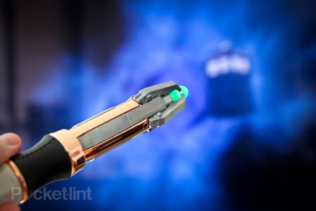 Hands-on: Doctor Who Sonic Screwdriver Universal Remote Control review