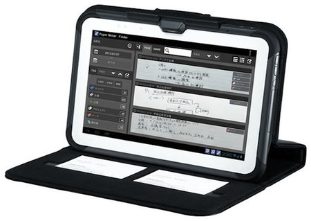 Casio reveals two Android tablets that won't break should you drop them - photo 1