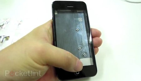 iPhone 5: More parts pieced together in pics and video